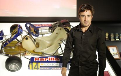 Alonso & Sparco per i nuovi talenti