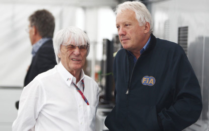 GP Brasile: anche Charlie Whiting in conferenza piloti