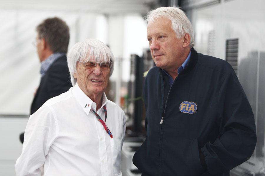 Whiting: cockpits chiusi in F1 improbabili