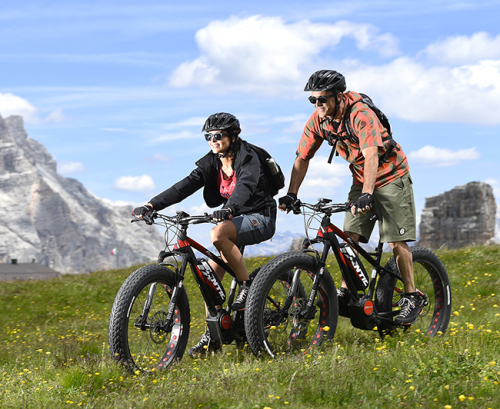 FAT BIKE elettriche a Expo 2015