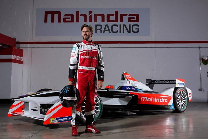 Formula E: Heidfeld con Senna in Mahindra