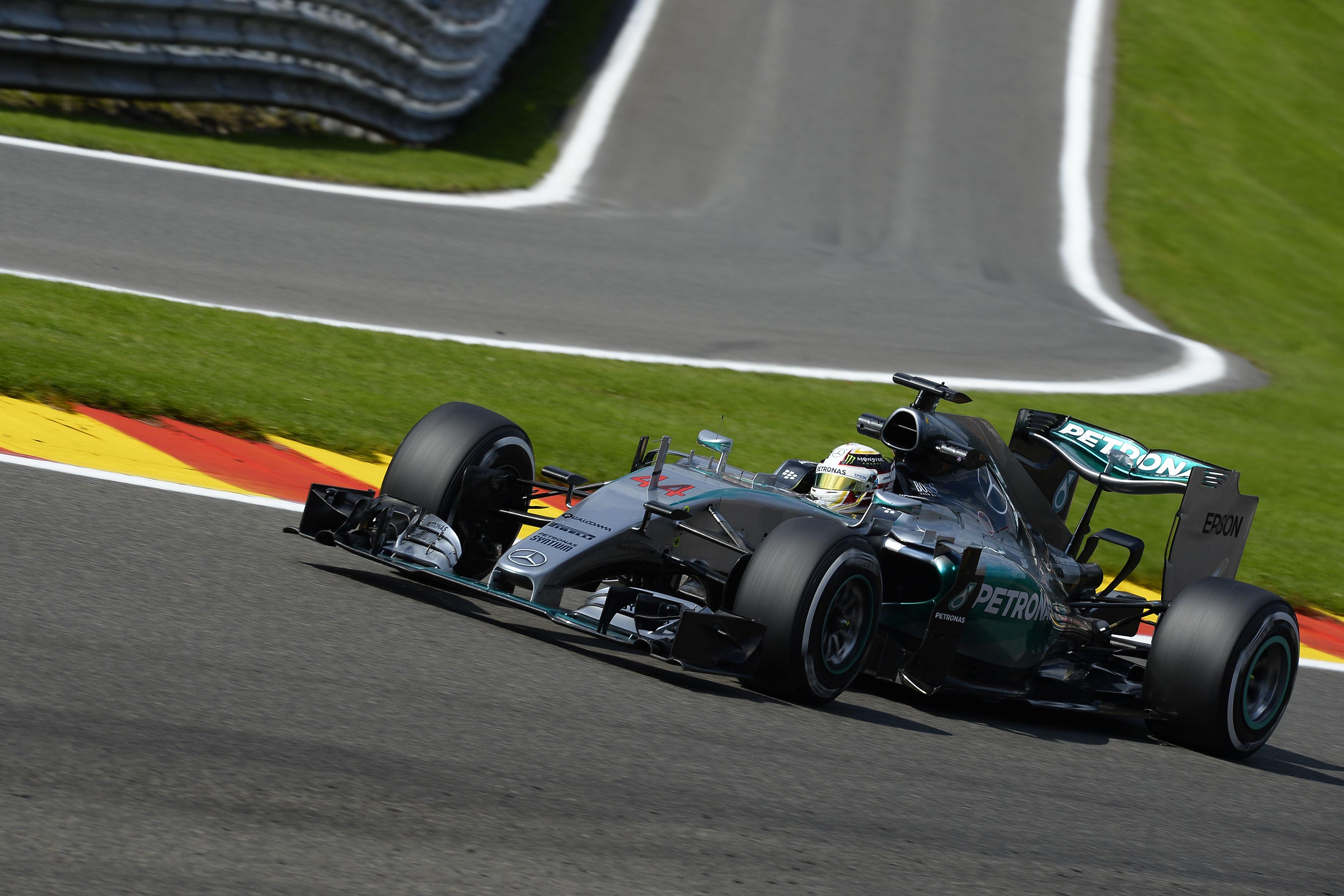 Belgio: Hamilton record sulle soft