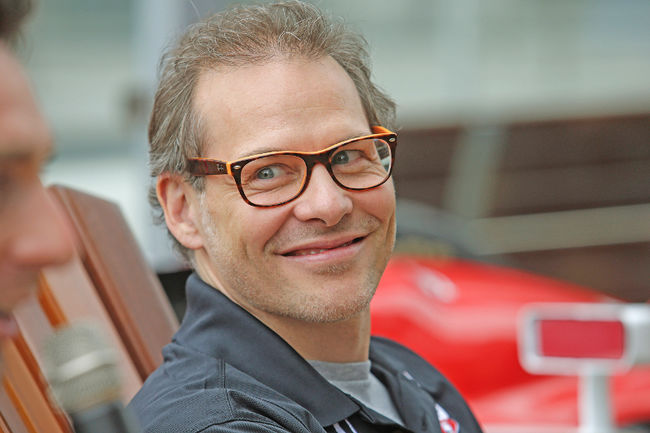 Jacques Villeneuve in Formula E!