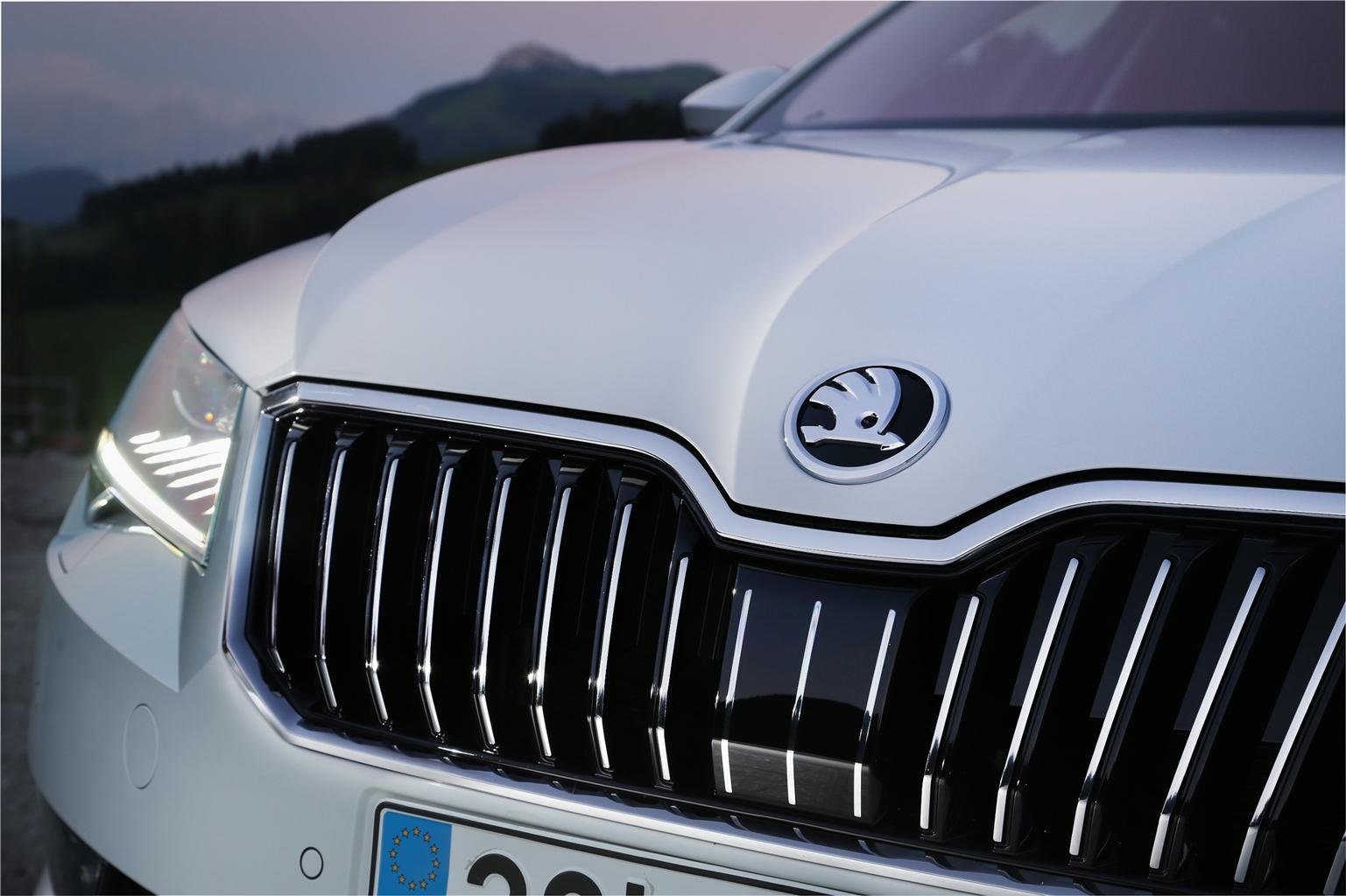 Consegne stabili per Škoda a luglio