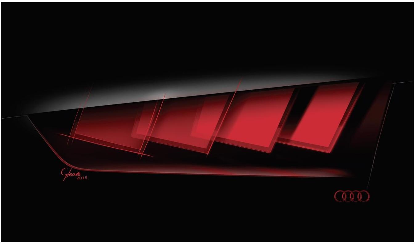 Audi e la tecnologia Matrix OLED