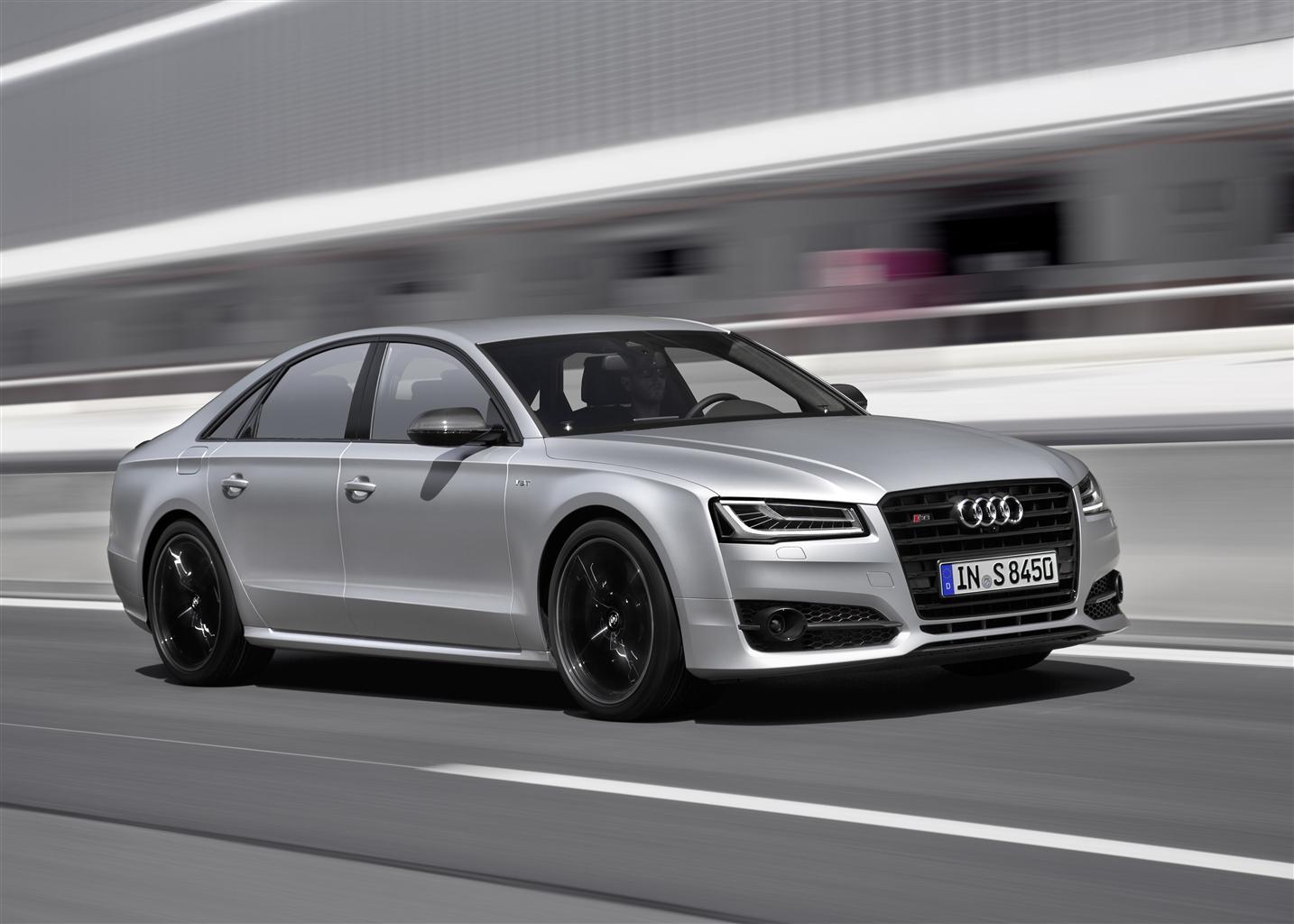 Nuova Audi S8 plus