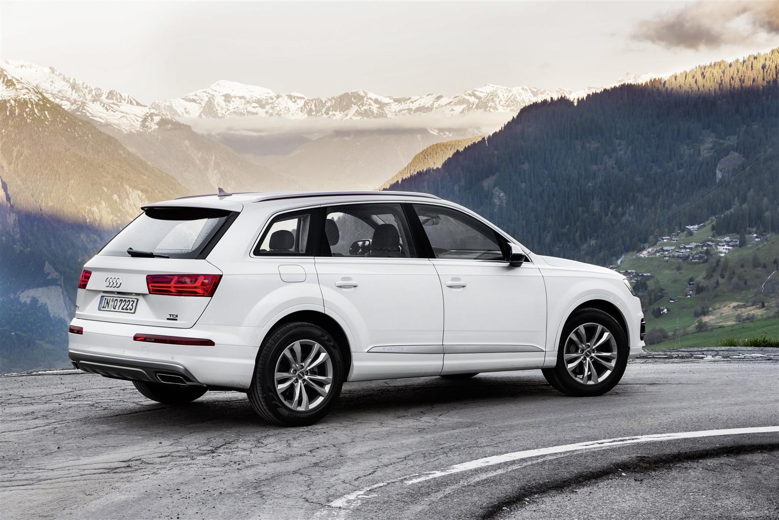 Audi Q7: nuovo 3.0 TDI ultra