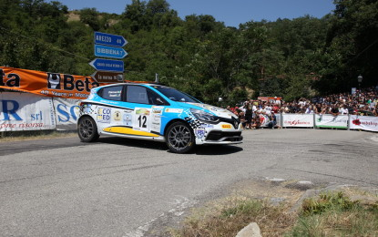 Trofeo Renault Clio R3T al Friuli