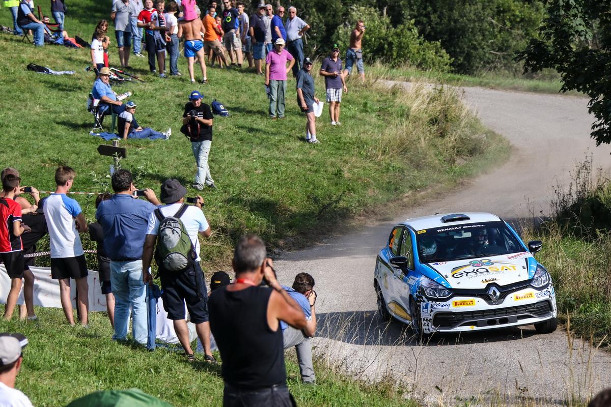 Trofeo Clio R3T: Rossetti ipoteca il Titolo
