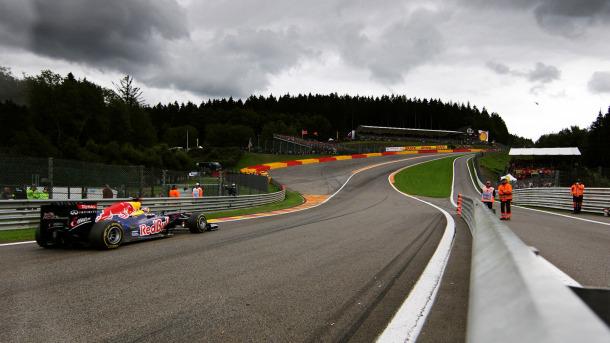 Guida al GP del Belgio: scheda e orari TV