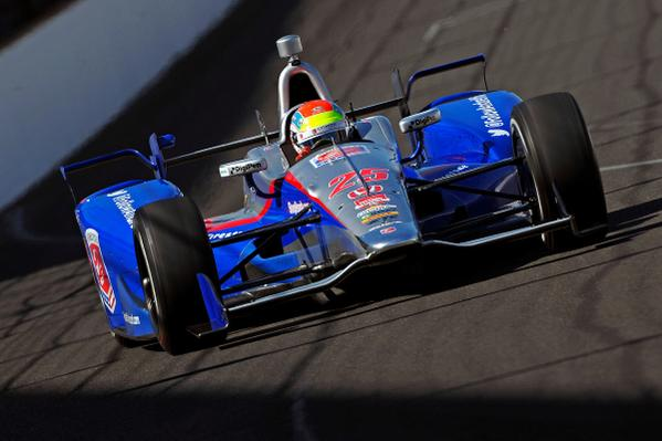 IndyCar: Justin Wilson in coma
