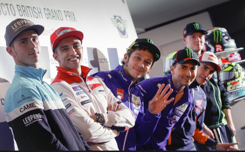 MotoGP: Silverstone deciderà il leader