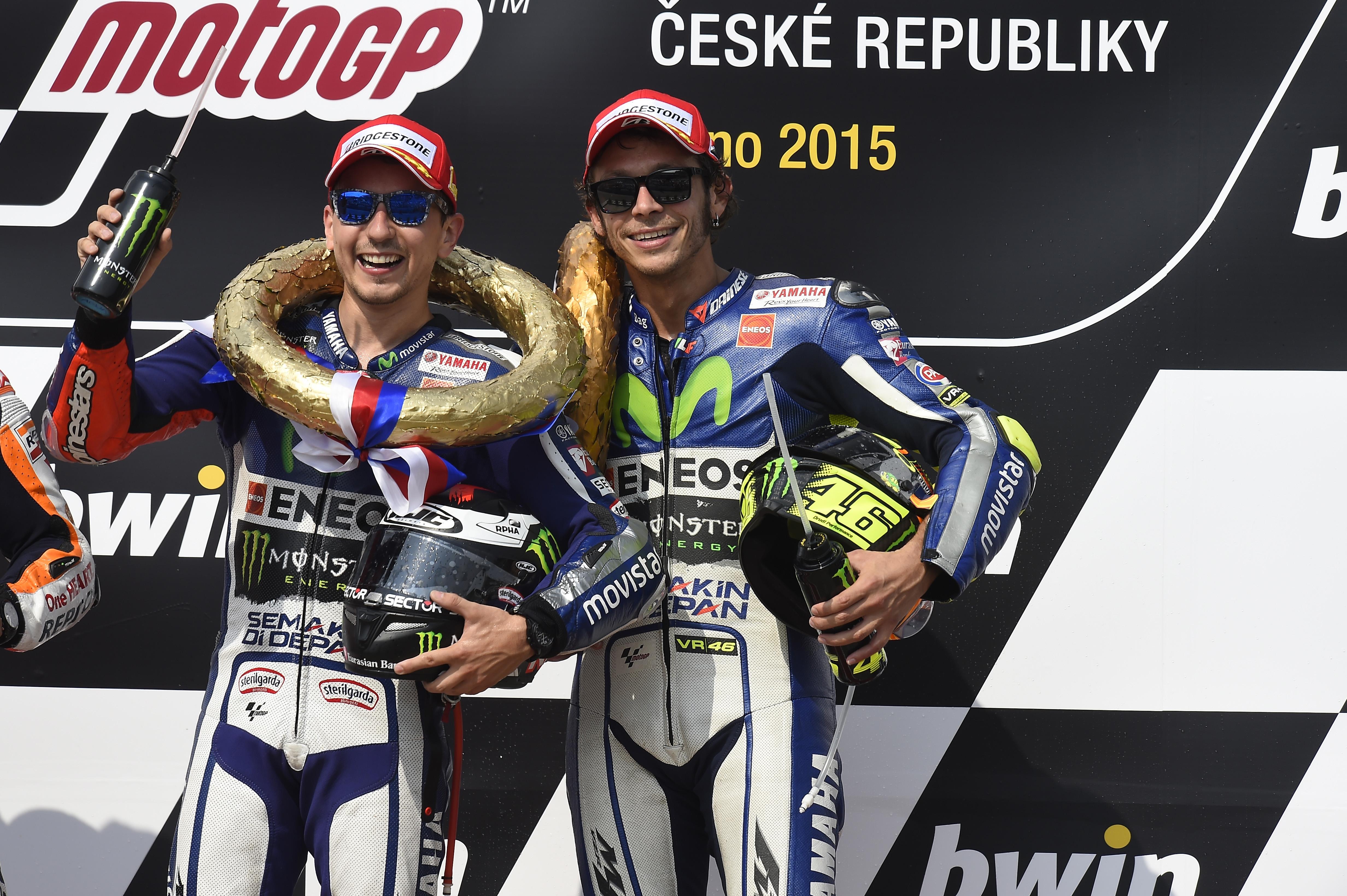 MotoGP: parte il GP di Gran Bretagna