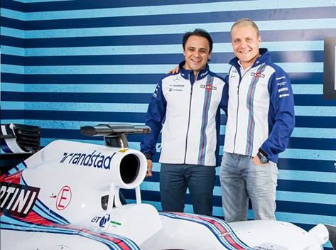 La Williams conferma Massa e Bottas