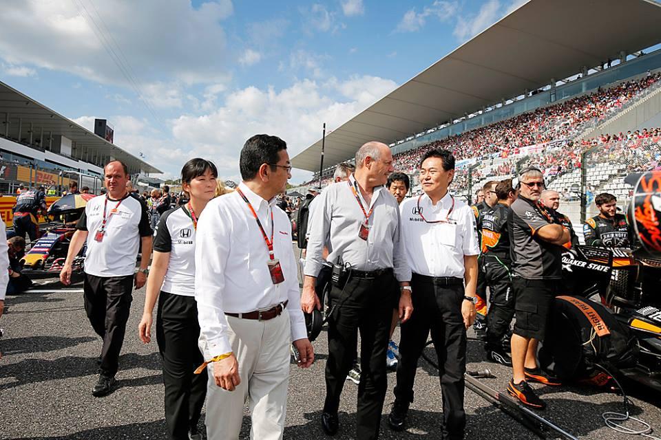 McLaren: Dennis arriva e dice che è tutto ok