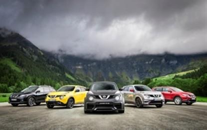 Così Nissan sviluppa i suoi crossover