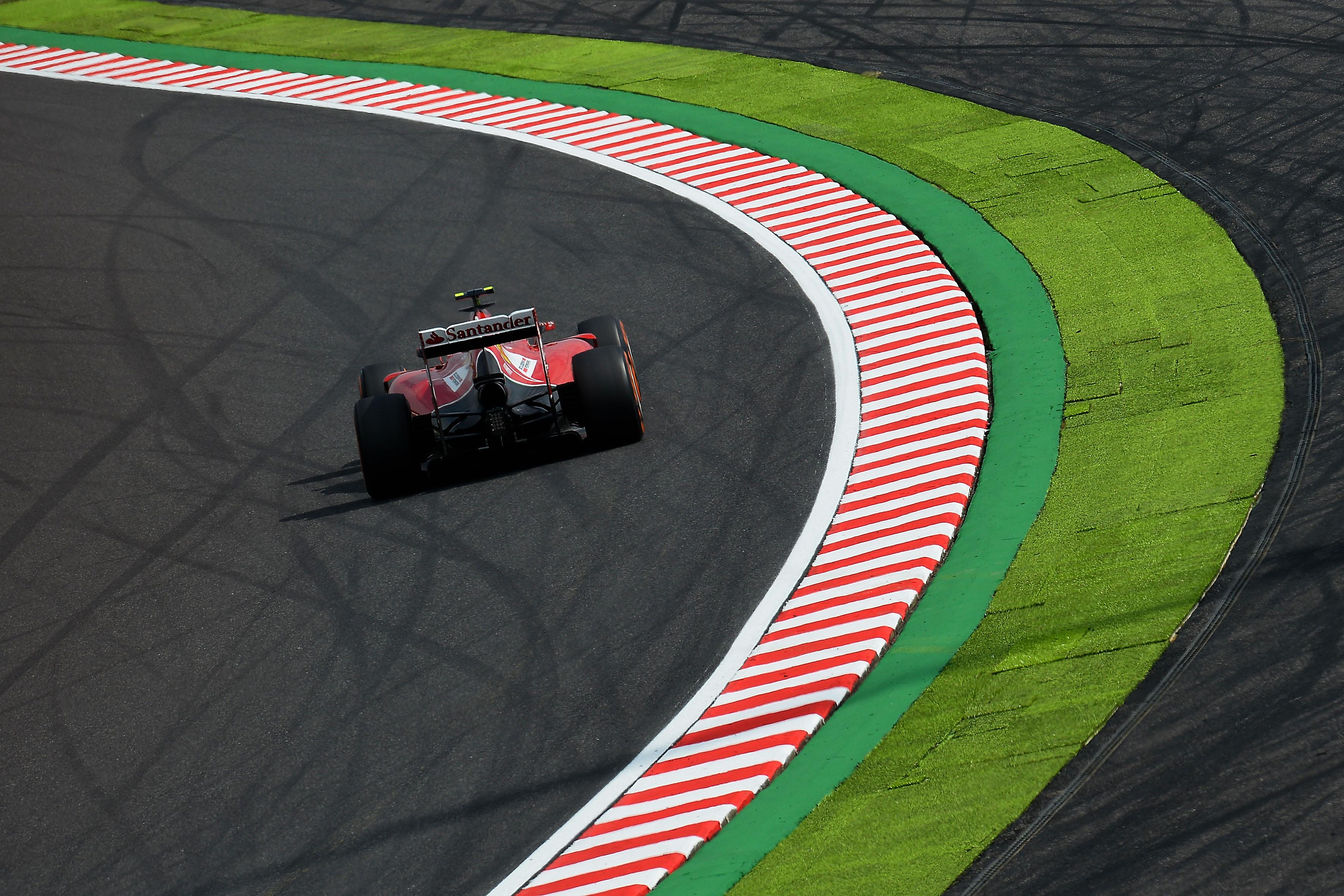 Ferrari a Suzuka senza facili entusiasmi