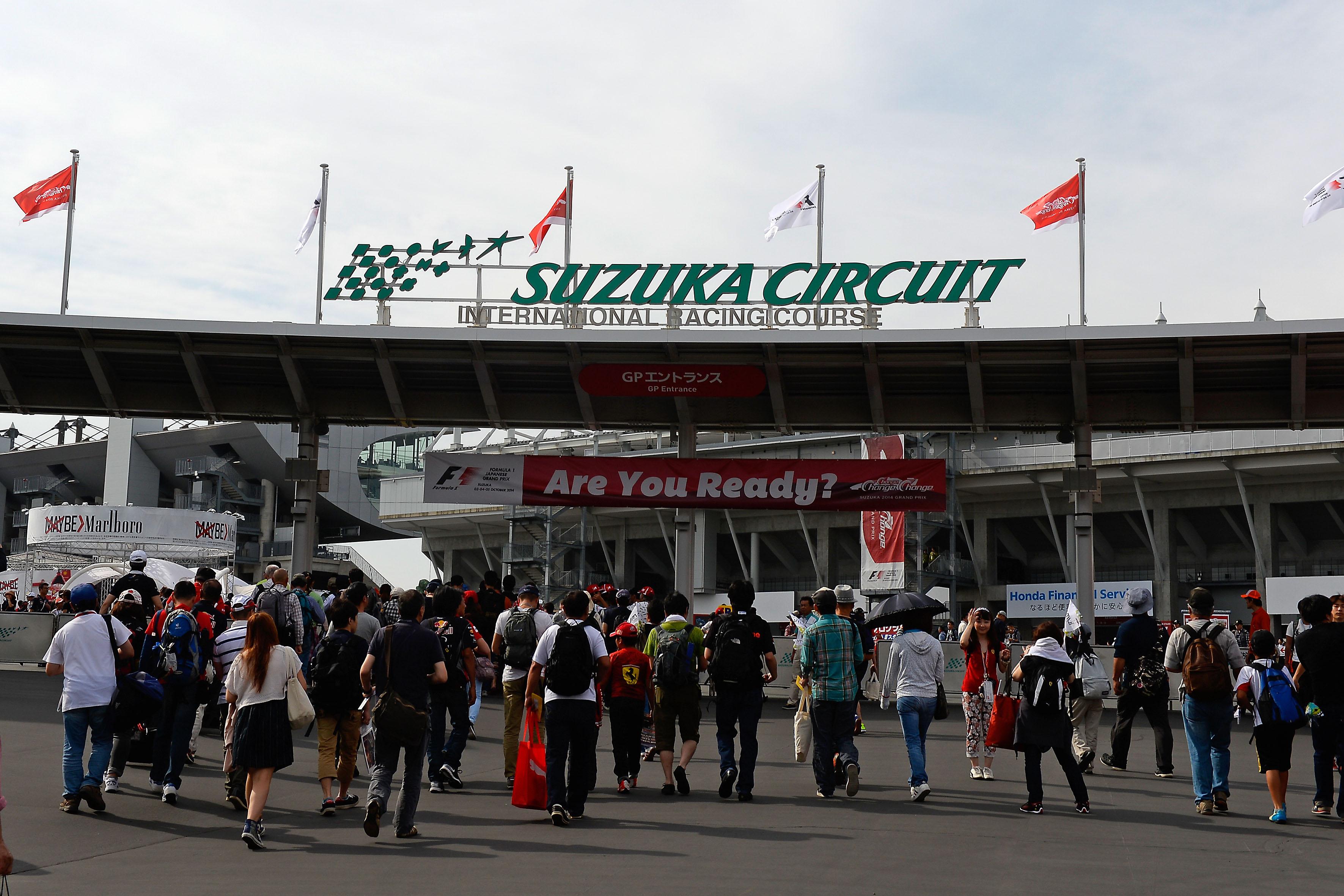 "Vettel: ""Suzuka, sorpassi possibili"""