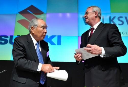 VW e Suzuki: è divorzio