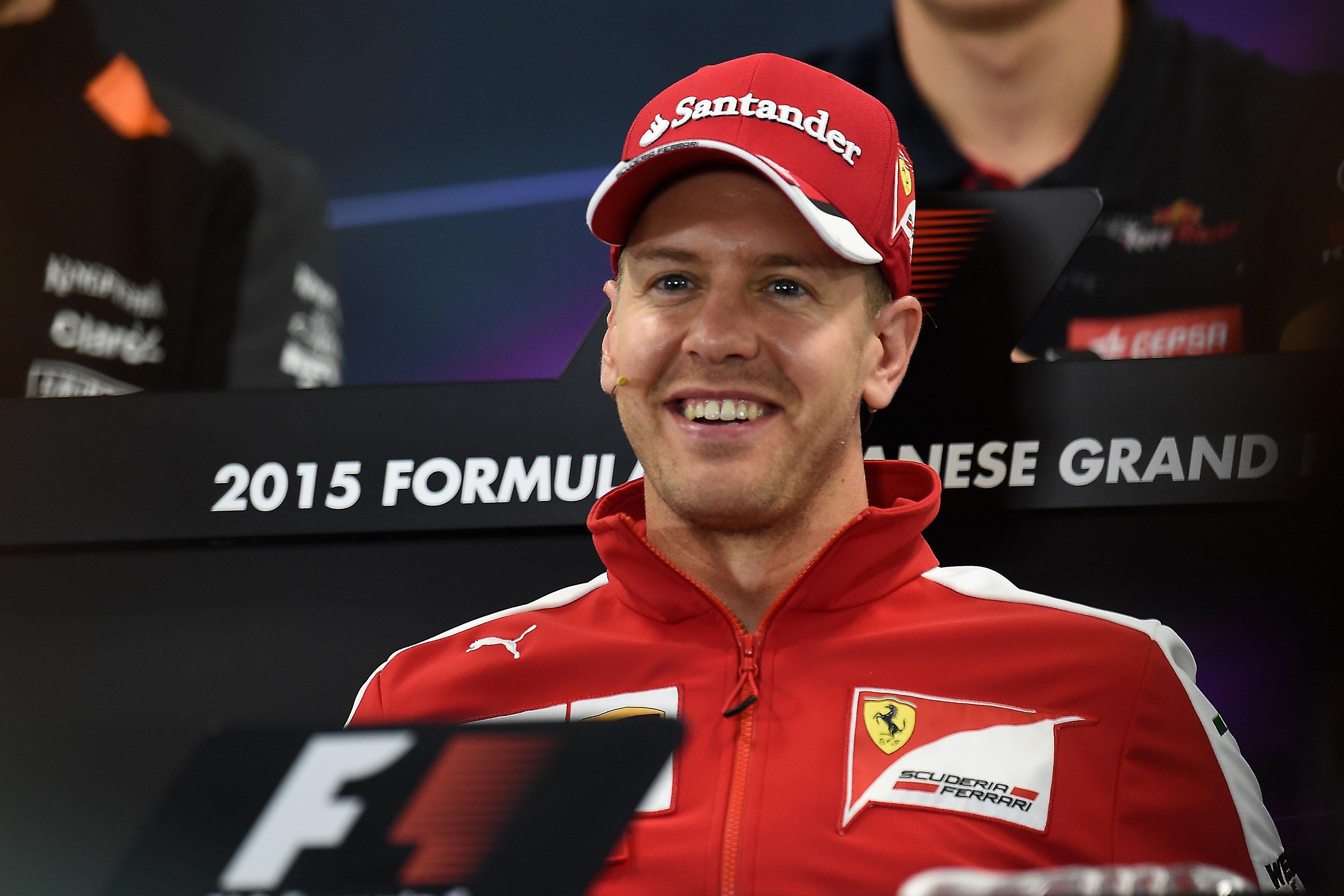 """Vettel: """"Dobbiamo essere realistici"""""""
