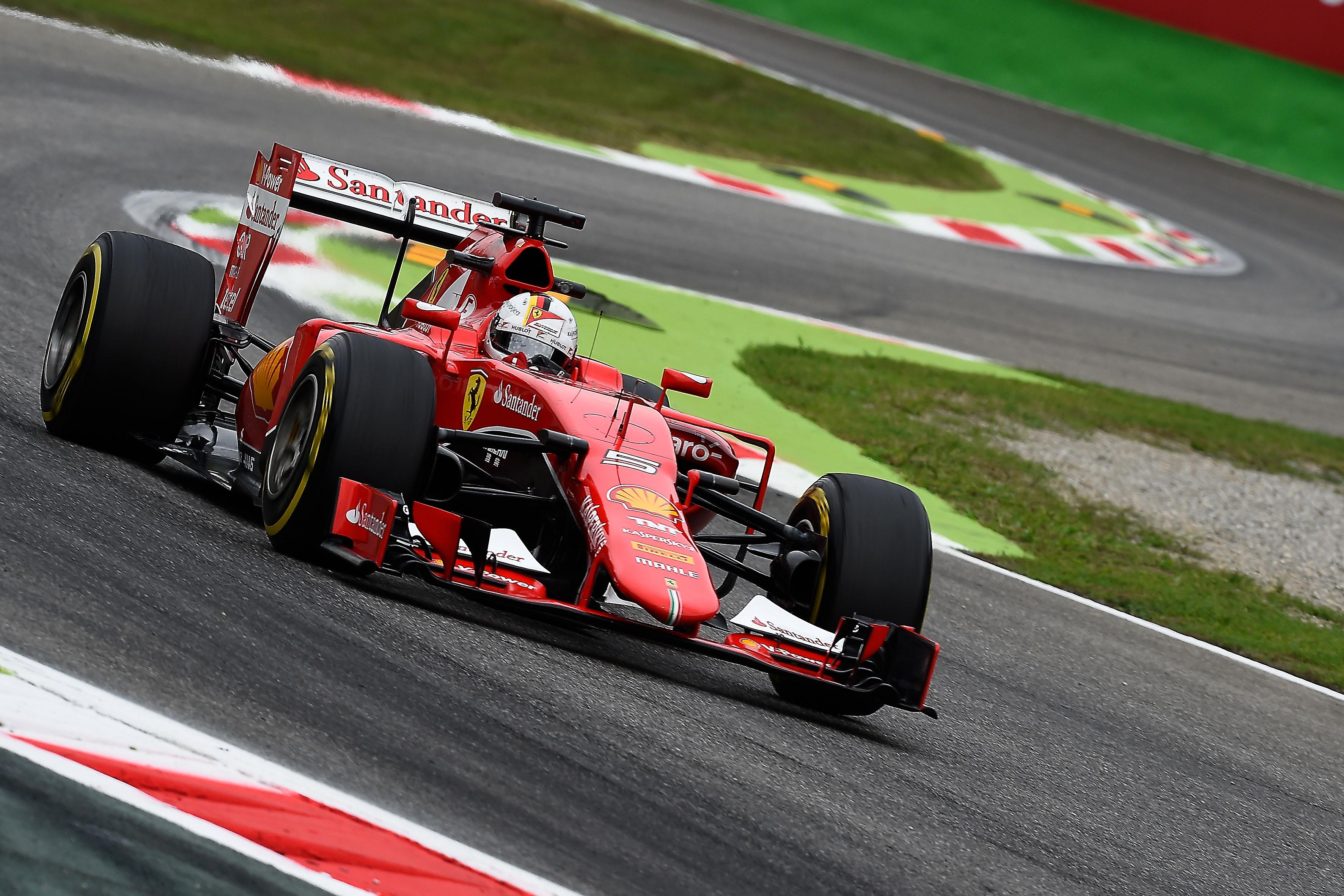Ferrari: il punto sul venerdì di Monza