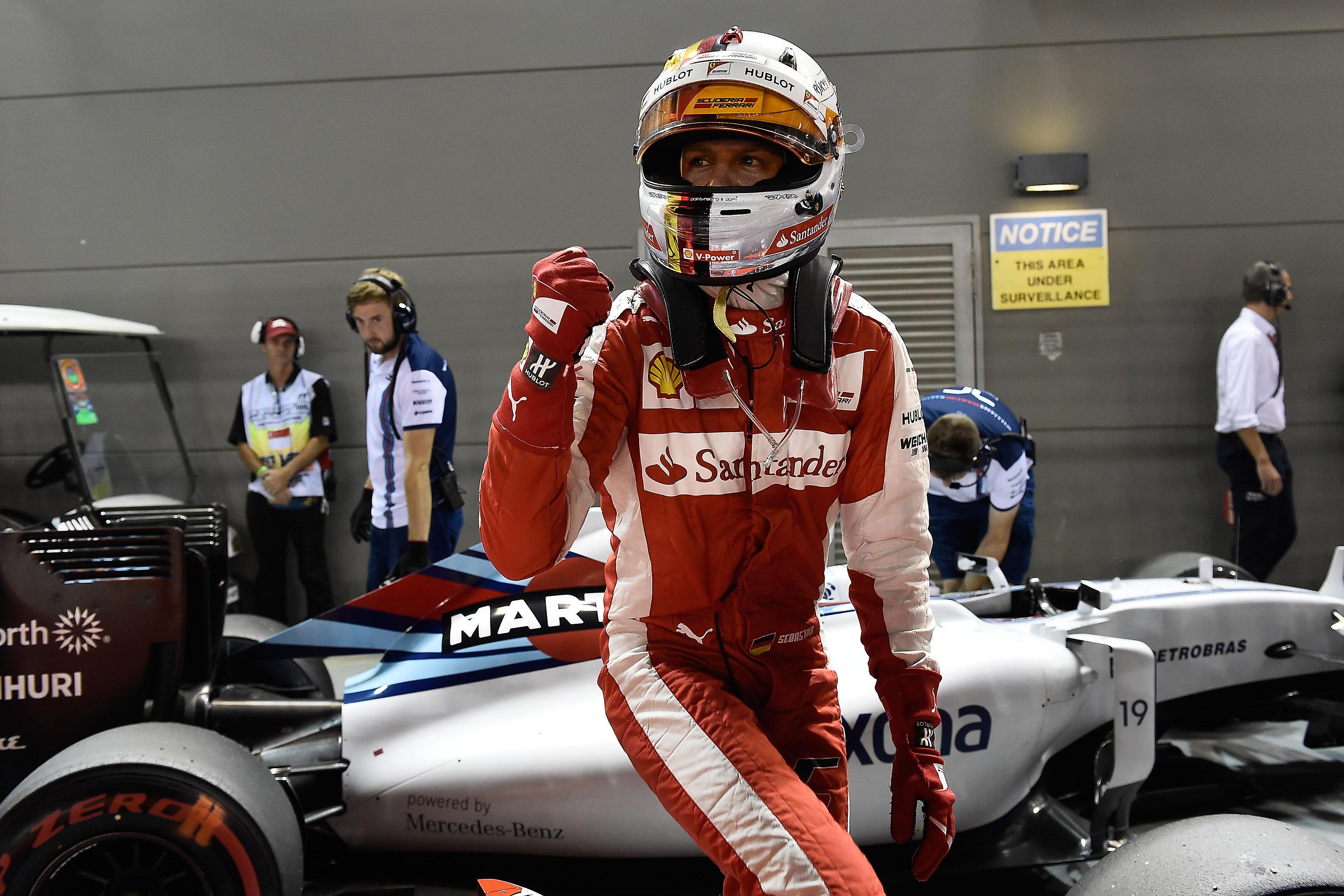 Singapore: un GP carico di bei ricordi per Vettel