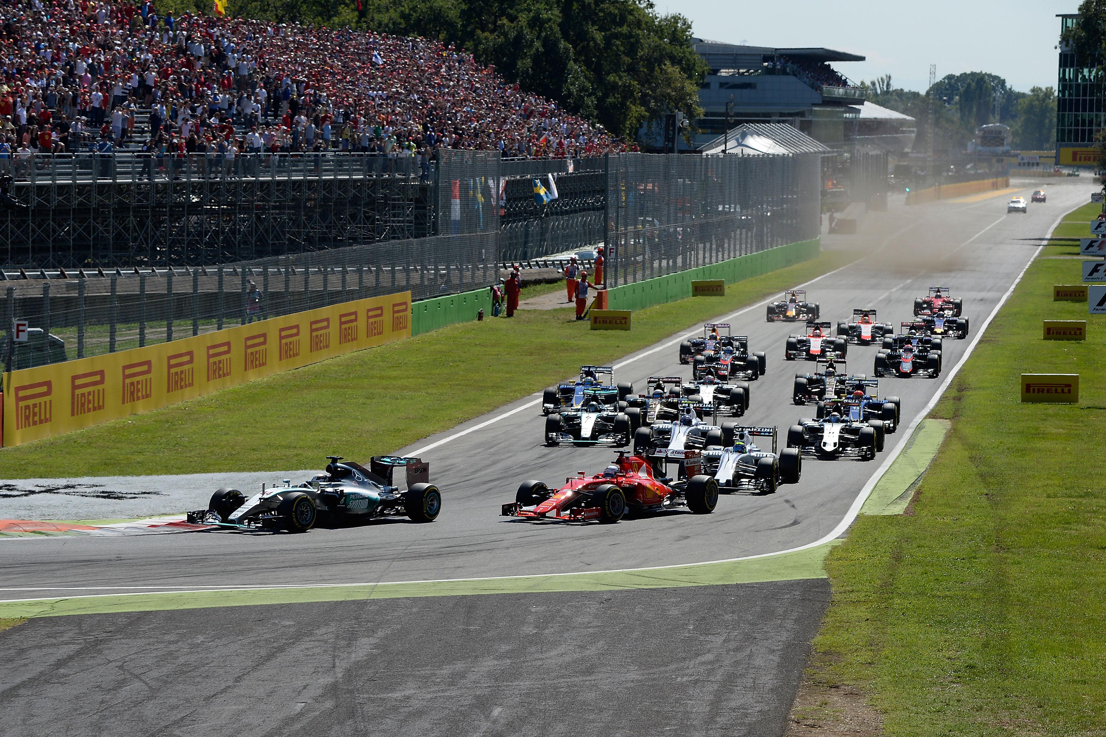 GP Italia 2016: aperta la prevendita