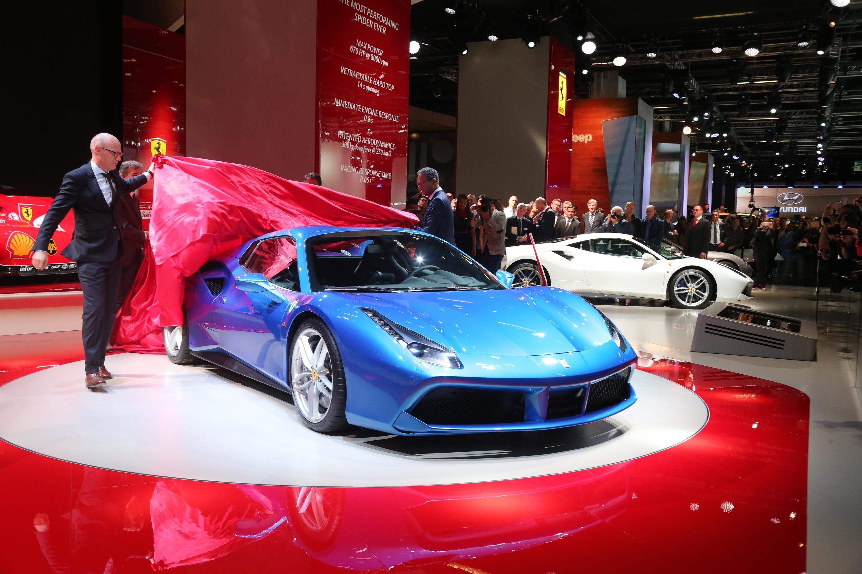488 Spider: nuovo capitolo Ferrari