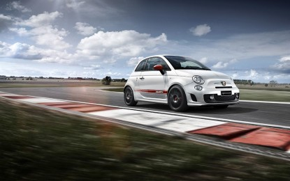 """Abarth 595 vince il """"Best Cars 2016"""" in Germania"""