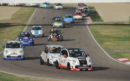 Trofeo Abarth Imola: vince Lilja