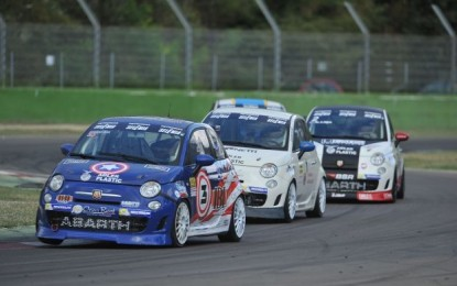 Trofeo Abarth: a Imola vince Barberini