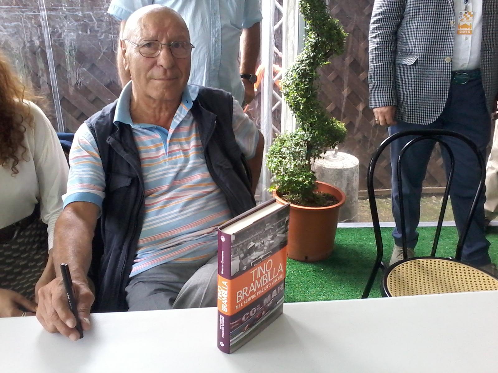 Tino Brambilla: mi è sempre piaciuto vincere