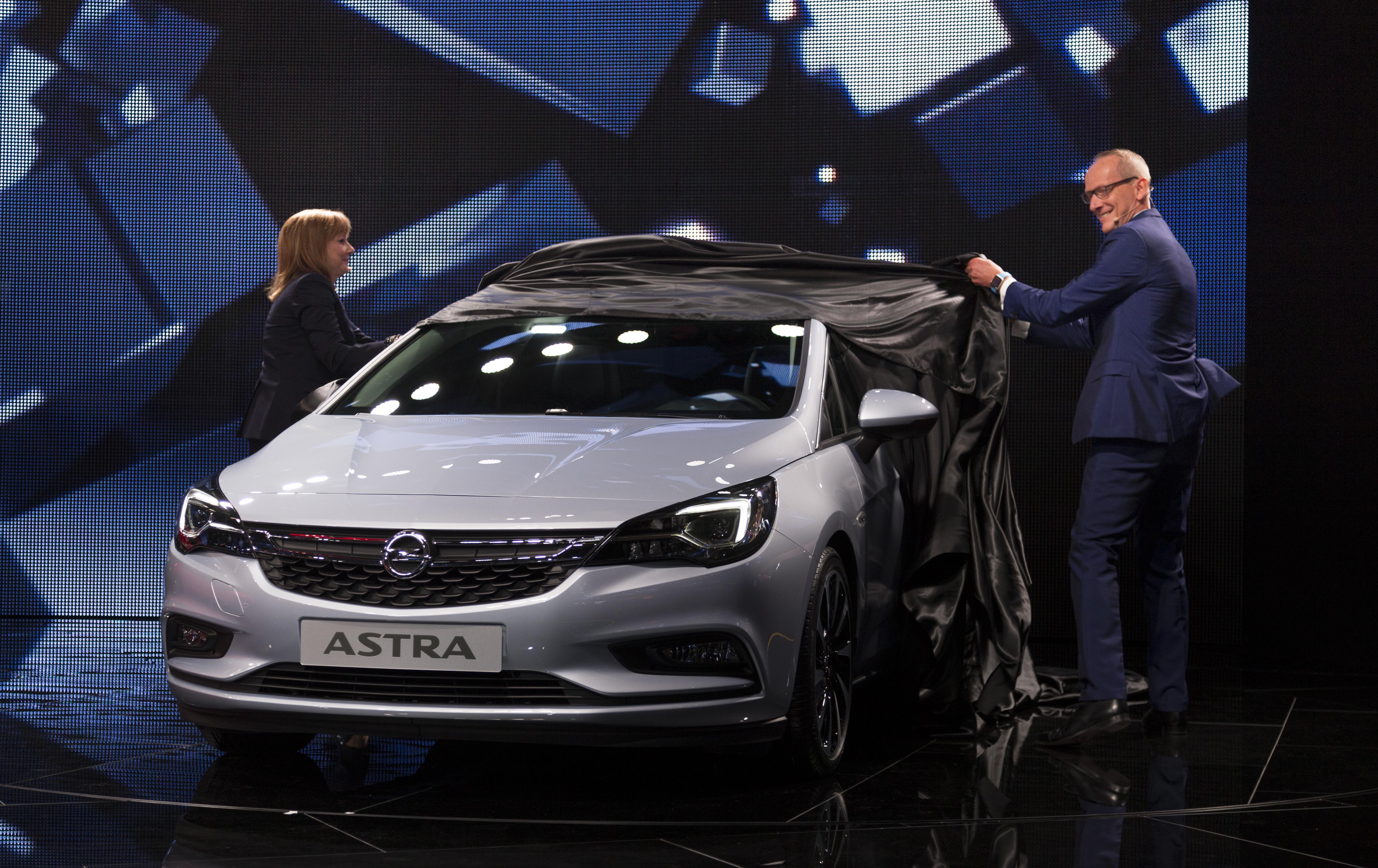 Nuova Opel Astra: già 30.000 ordini