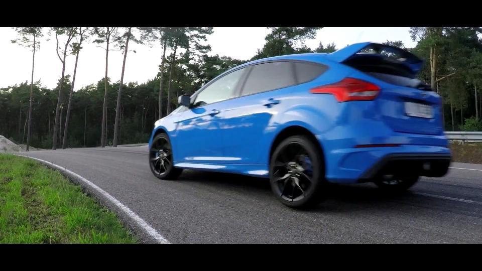 Focus RS: rinascita di un'icona
