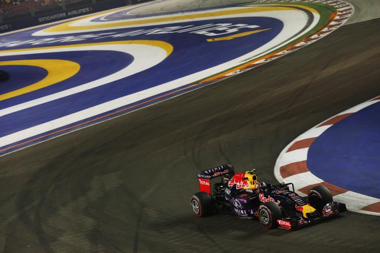 Singapore FP2: sorpresa Kvyat, Raikkonen 2°