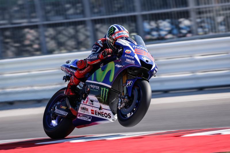 MotoGP: Lorenzo in pole a Misano