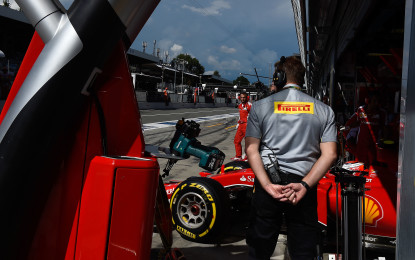GP Italia: a Monza medie, soft e debutto supersoft