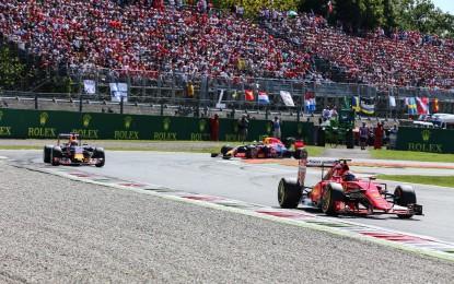 Ferrari per Red Bull, Mercedes per Manor?