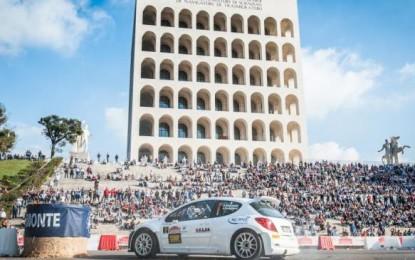 Roma capitale del Rally