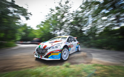 CIR: il Titolo si decide all'ultimo rally