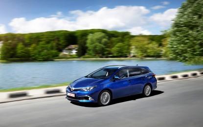 Hybrid Test Drive con Toyota