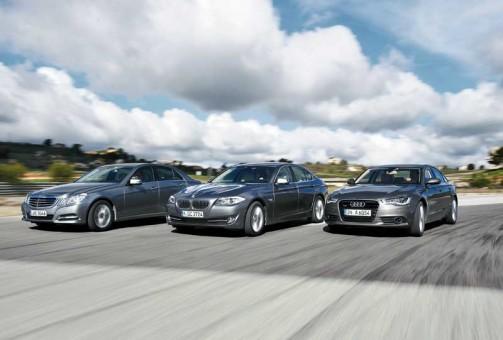 Lusso: Mercedes supera Audi