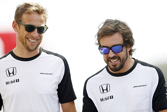 Alonso e Button riflettono sul futuro