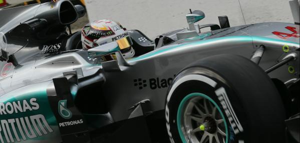 Monza: bis Mercedes nelle FP2