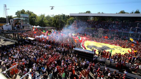 Partnership Autodromo-Amadeus per i biglietti del GP