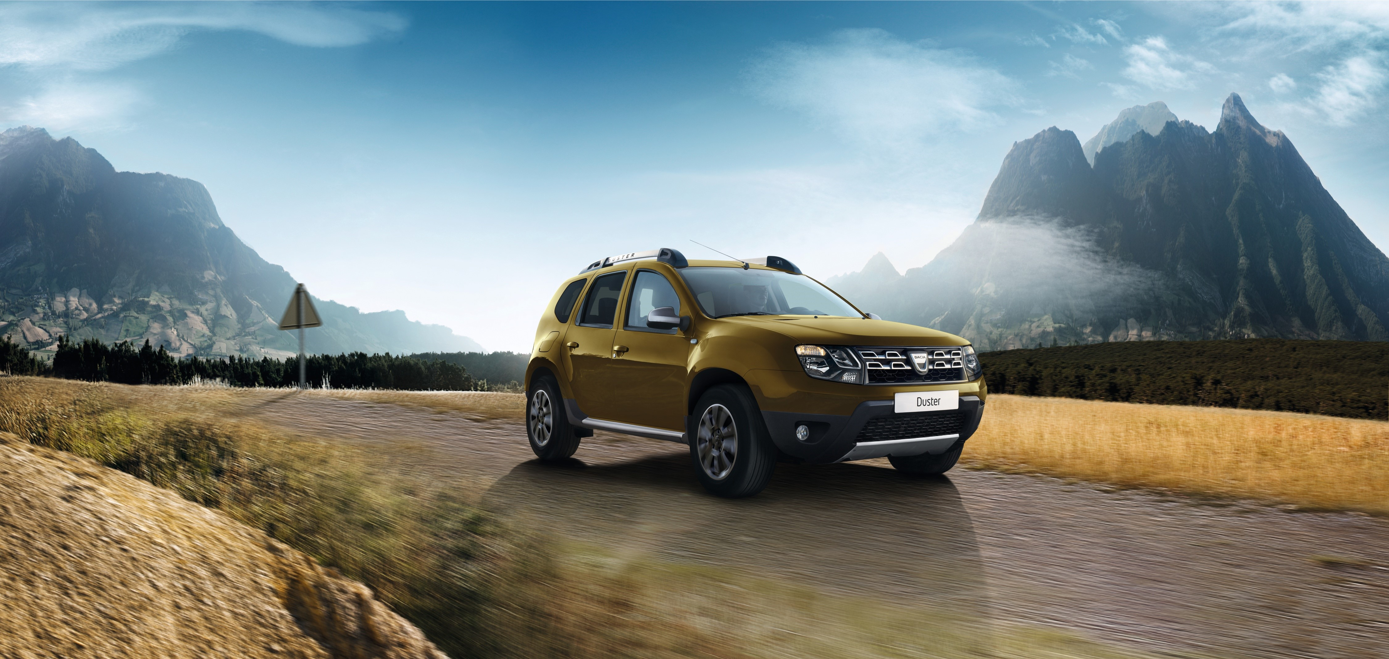 Dacia Duster Model Year 2016