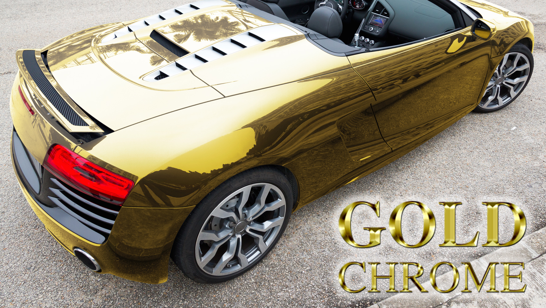APA presenta Gold Chrome