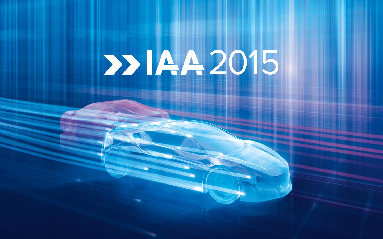IAA Francoforte 2015: la photogallery