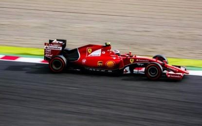 Giappone: podio e 4° posto per la Ferrari