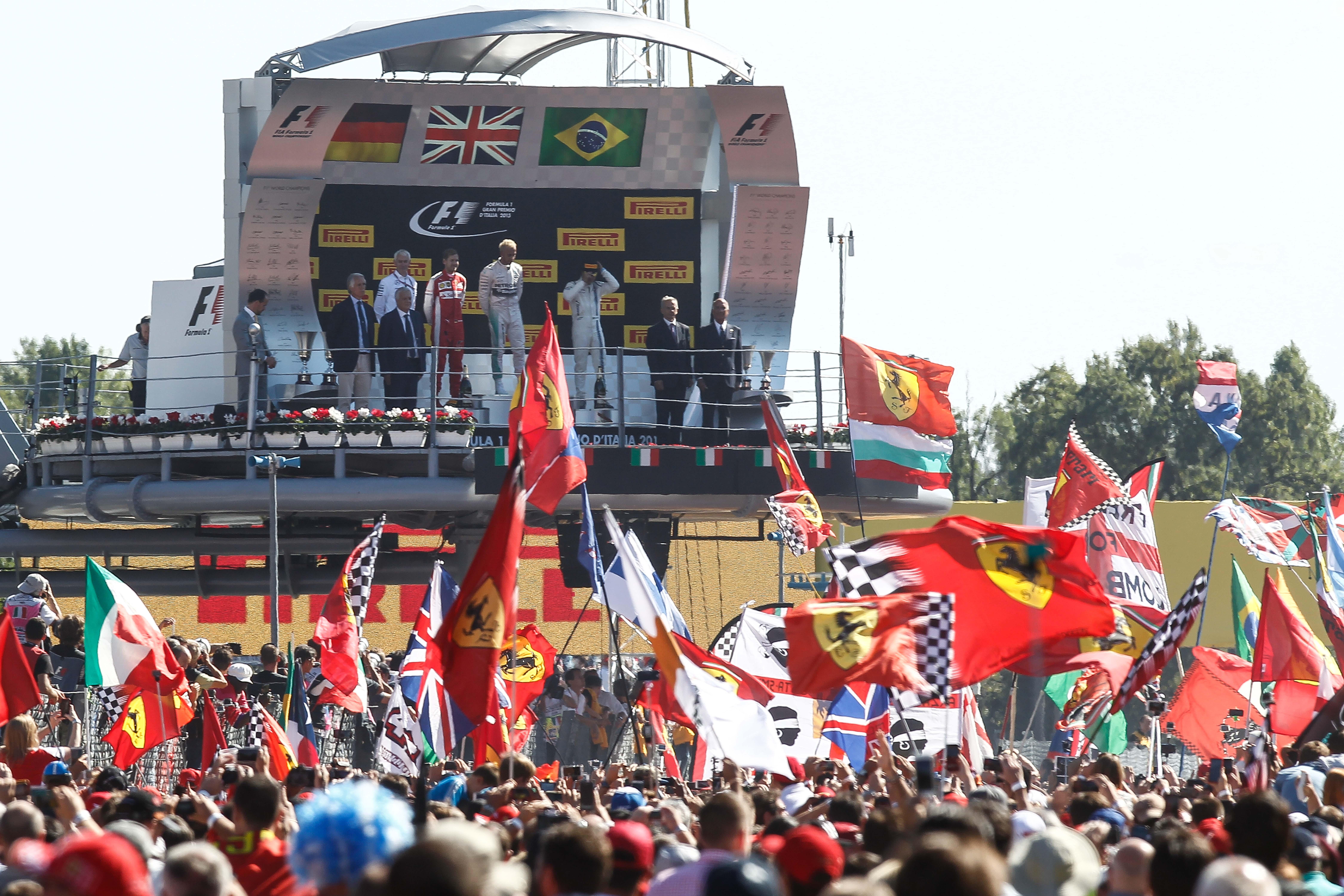 L'Italia e il motorsport nel 2015